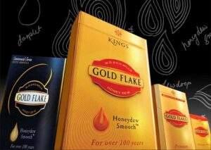 сигареты Gold Flake