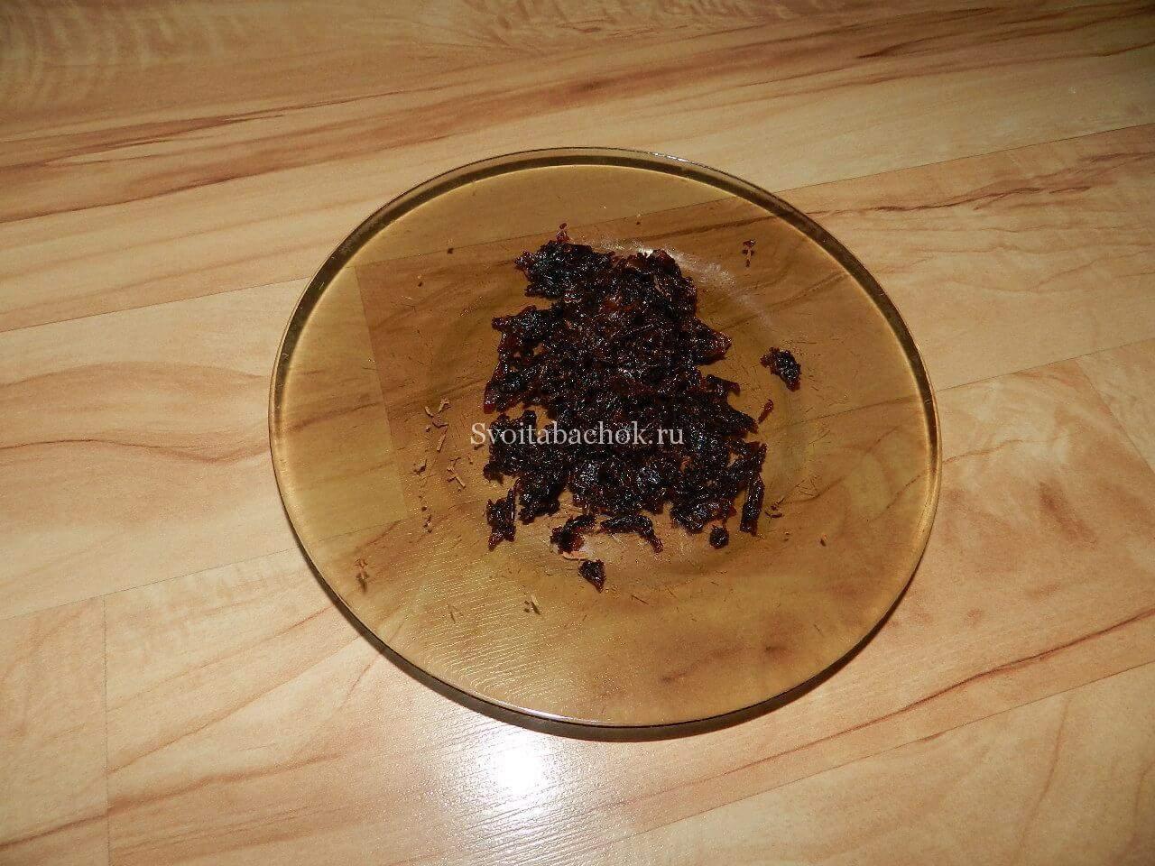 Как сделать табак для кальяна своими руками в домашних