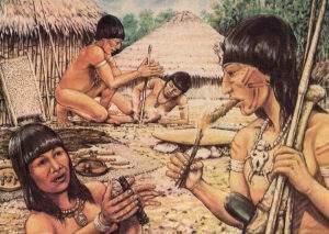 Откуда появился табак